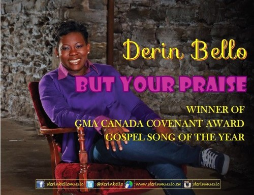 #GospelVibes : But Your Praise – Derin Bello || Free Download