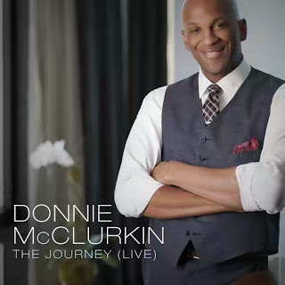 "#News : Dunnie McClurkin unveils Artwork for new Album ""The Journey"" (Live)"