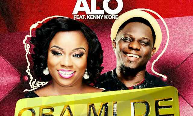 #GospelVibes : Oba Mi De (The Video)– Toyin Alo Ft. Kenny K'ore [@esteban_praise @KennyKore]