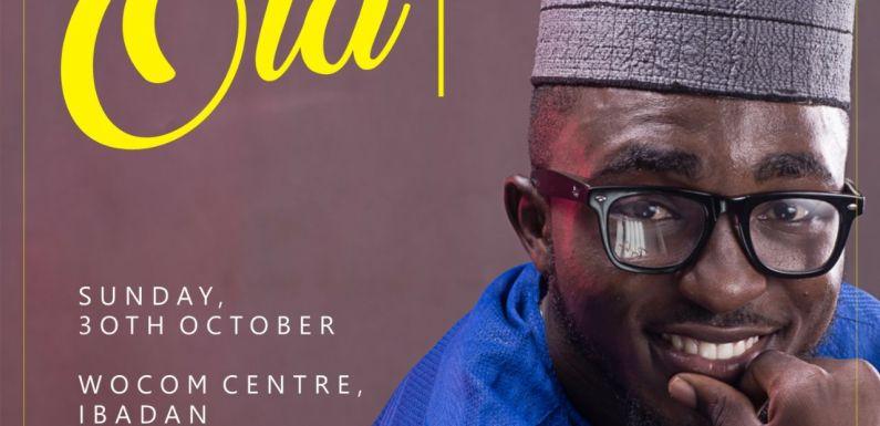 #Event : Ibadan Priest Of Praise, Babatunmise[@iambabatunmise]  Officially Reveals Debut Album Launch Date | 30/09/2016 cc @mistaboluwaji @pricherman116