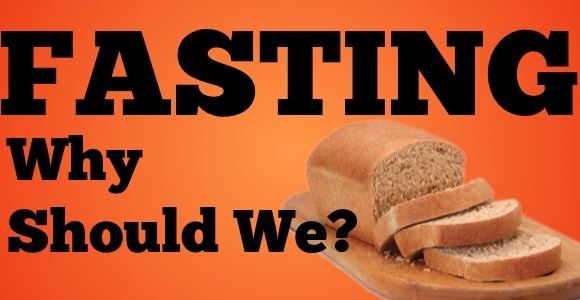 #ARTICLE : MUST A CHRISTIAN FAST ?