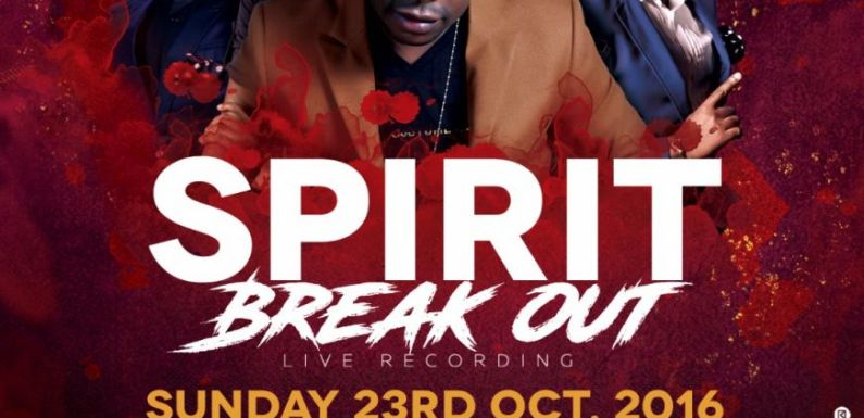 #Event : Femi Flame || @Femi_flame & Grit, Presents – Spirit Break out ( Live Recording) OCT-23-2016  || Cc@Gzenter10ment