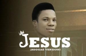 GREATY GREATY JESUS