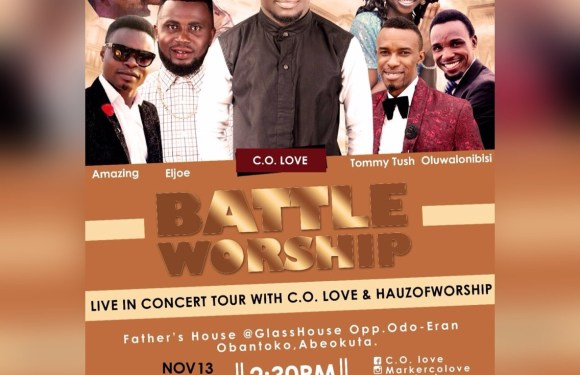 #Events : Battle Worship Live in Concert With C.O.Love @loveobuaku