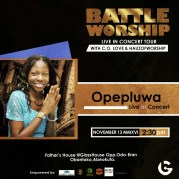 BATTLE WORSHIP CONCERT TOUR