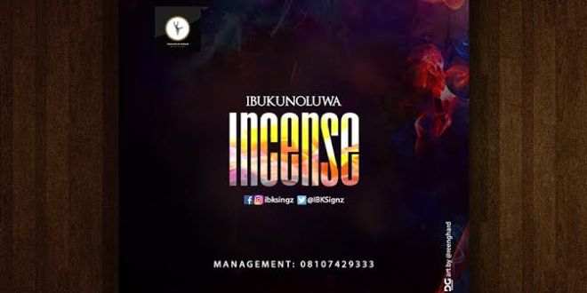 incence by ibukunoluwa