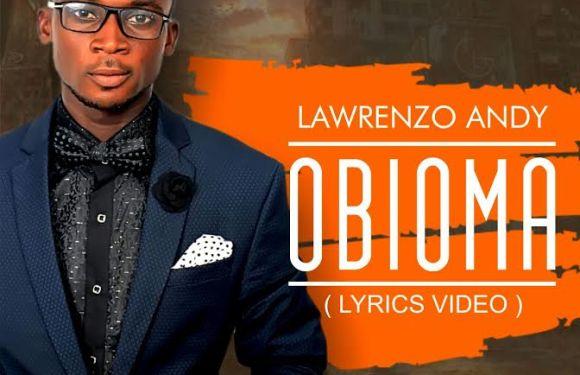 #Lyrics Video : Obioma (Good Heart) – Lawrenzo (@LawrenzoAndy7)    Cc @Gzenter10ment  @tpraiz_official
