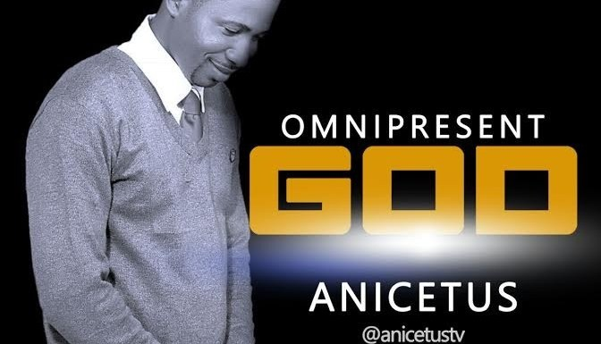 #Music : Omnipresent God – Anicetus (@AnicetusTV)