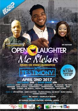 OPEN MIC SESSION WITH MC MAKUS