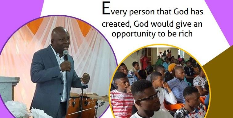 The True Blessing Of The Lord – Past Yinka Akinyosoye
