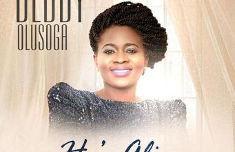 HE'S ALIVE BY DEBBY OLUSOGA