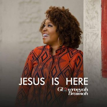 JESUS IS HERE - GLOWREEHA