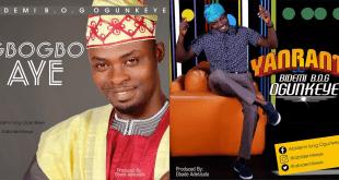 Abidemi Bog Ogunkeye (@abidemikeye) Releases Two New Singles