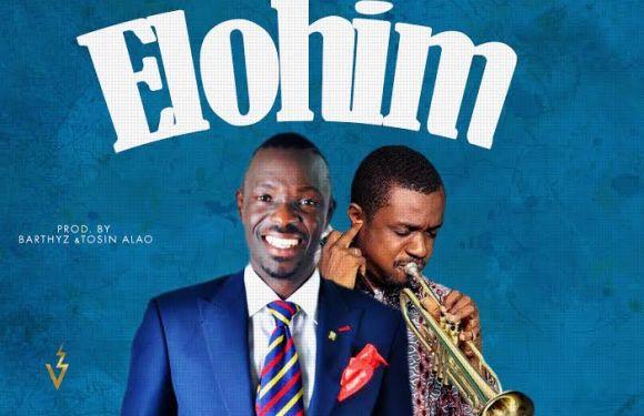 #Audio: Elohim #Elohim – Tosin Alao ft. Nathaniel Bassey #TosinAlao  (@SirTosinAlao @Nathanielblow) || Cc @amenradio1