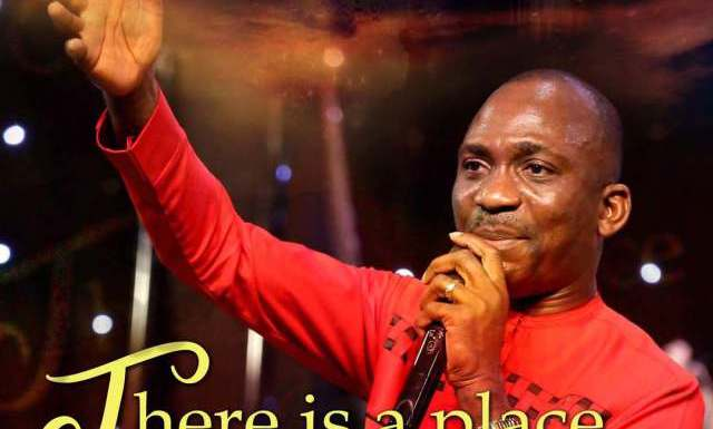 "DR. PAUL ENECHE RELEASES NEW SINGLE ""THERE IS A PLACE"" @DrPaulEnenche"