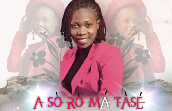 "TEMITOPE AKINTEWE RELEASES NEW SINGLE ""ASORO MA TASE (TALK AND DO)"" @akintewe_t"
