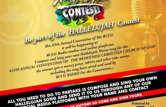 HALLELUYAH CONTEST : RCCG 65TH ANNUAL CONVENTION @RCCGRADIO