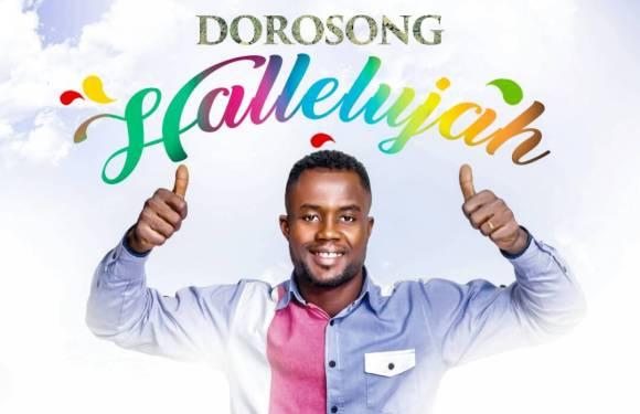 "DOROSONG PREMIERS NEW SINGLE ""HALLELUYAH"" @dorosongmusic"