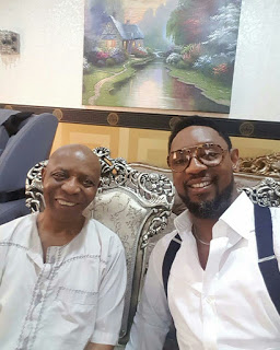 MY FATHER IS WITH THE LORD; PASTOR BIODUN FATOYINBO SPEAKS
