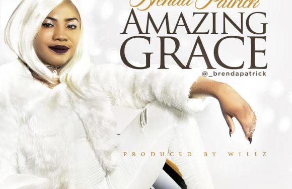 BRENDA PREMIERS NEW SINGLE 'AMAZING GRACE' || @_brendapatrick