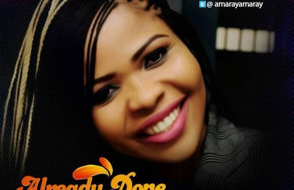"""AMARAY RELEASES NEW SINGLE """"ALREADY DONE"""" @amarayamaray"""