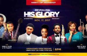 NIGHT OF WORSHIP 2017