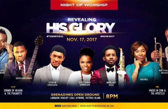 NIGHT OF WORSHIP 2017 : 17TH NOV 2017