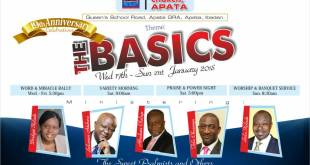 Event: Vine Branch Church Apata [@Vinebranchapata] Celebrates 19th Year Anniversary | #VBCAPATATHEBASICS