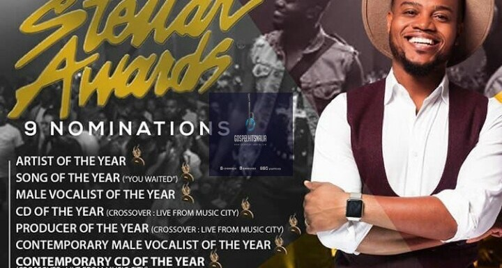 Award Winning Music Minister Travis Greene  hits Nine (9) Stellar Awards Nominations For Crossover Album