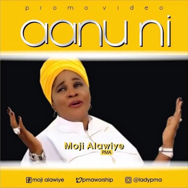 Pastor moji alawiye - Aanu mi video