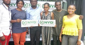 NIGERIAN YOUTH DECIDE