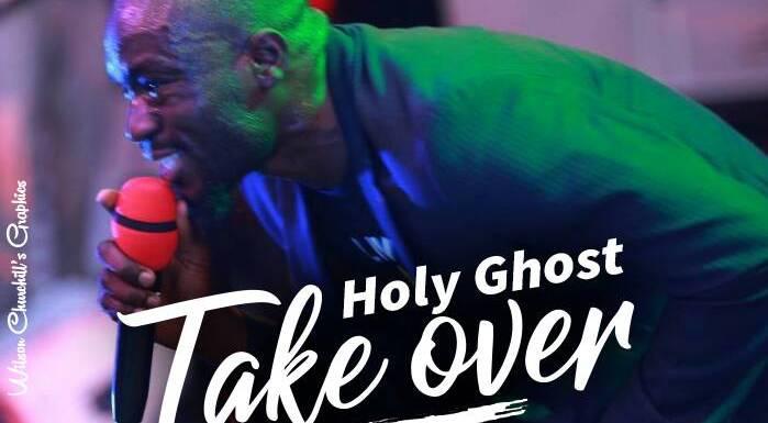 (Music) : HOLY GHOST TAKE OVER – TPHILZ | @tphilzinspire