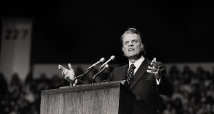 Spotify Pays Tribute to Billy Graham with Playlist, Rev. Billy Graham – in Memorium ||