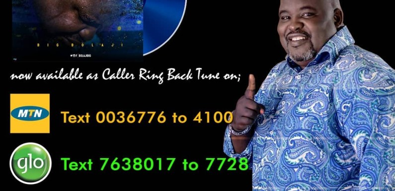 #Gist: Real To Me By Big Bolaji [@bolajibig] Now Available In Digital Stores Worldwide & As Caller Ring Back Tune