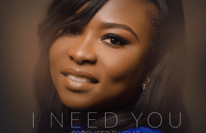 "Evelyn Law - ""I NEED YOU"" 