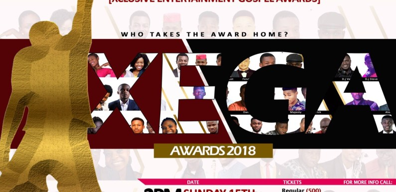 #Event: Xclusive Entertainment Gospel Awards