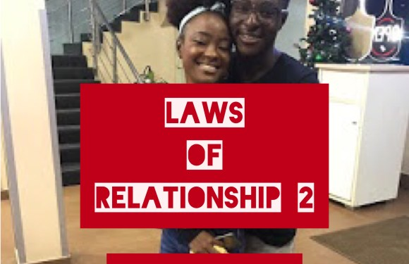 #Articles : Laws Of Relationship 2
