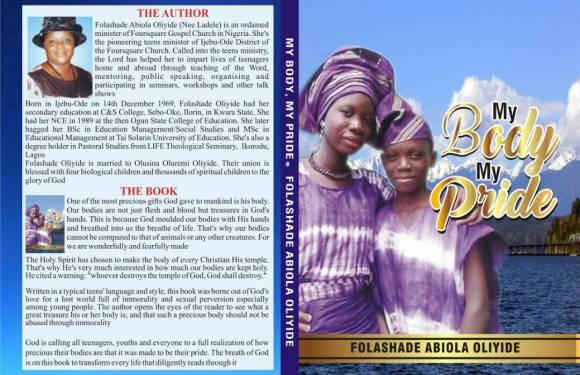 #Event : Book Launch (My Body My Pride) – Folashade Abiola Oliyide