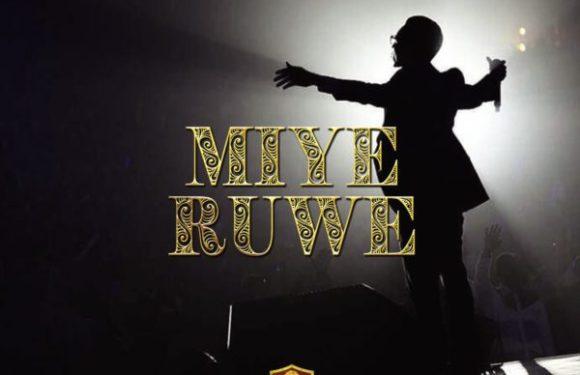 #Music: Miye Ruwe – Frank Edwards || @Frankrichboy