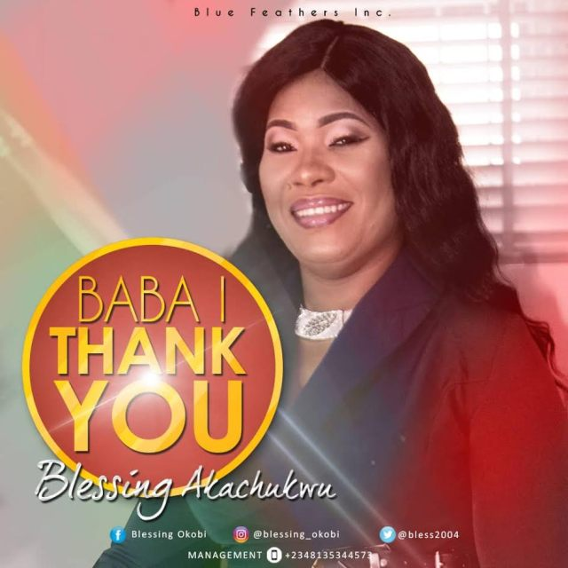 blessing - Baba I Thank You