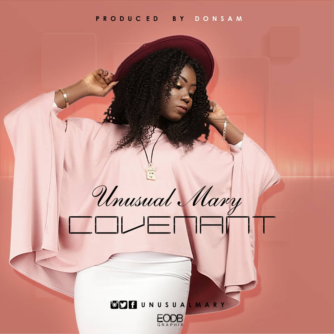 New Music : Covenant - Unusual Mary | @HouseOfMaria2