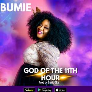 God of the 11th Hour - Bumie