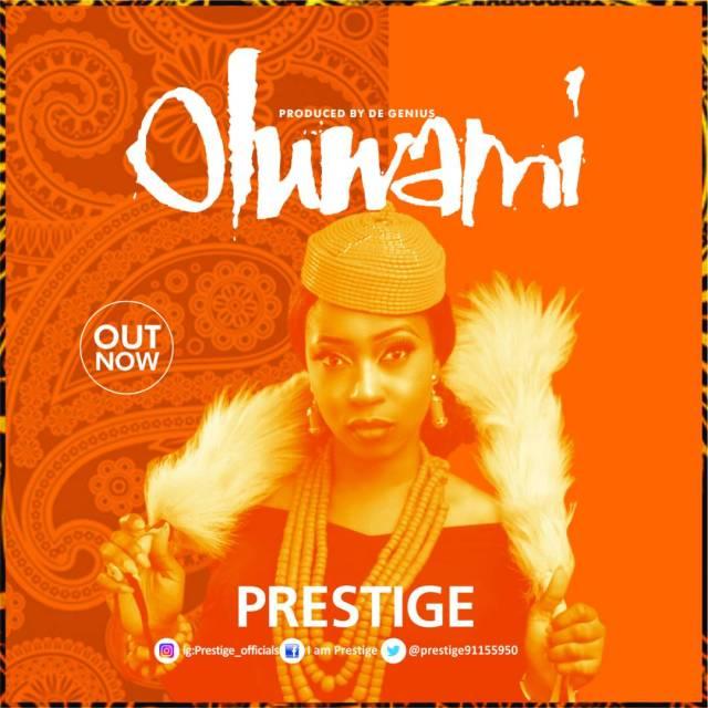 Prestige - Oluwami [Art cover]
