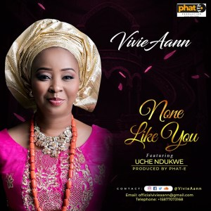 Vivie Aann - none like you