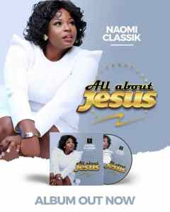 naomi classik - all about jesus album