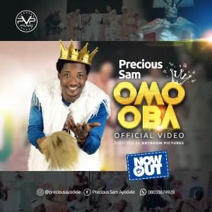 OMO OBA Video Art by Precious Sam