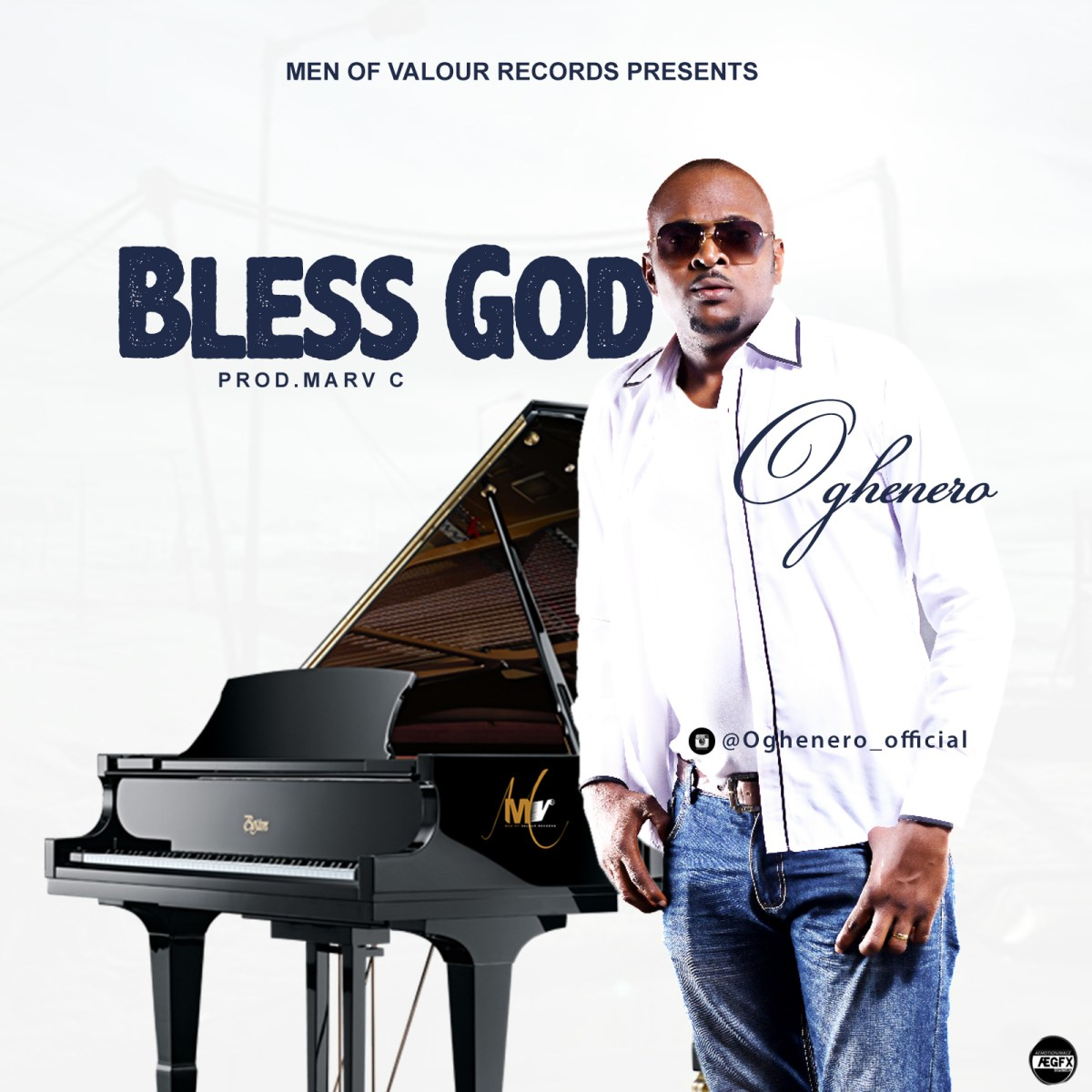 New Music: Bless God - Oghenero | @oghenerofficial