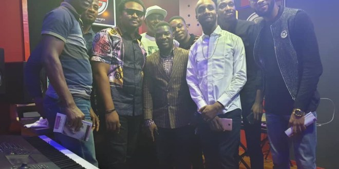 EeZee Conceptz Hosts Gospel Online Media At New Record Label Facility In Lagos | @eezeeconceptz