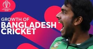 Habibul Bashar On the Growth of Bangladesh Cricket | ICC Cricket World Cup 2019 – ICC