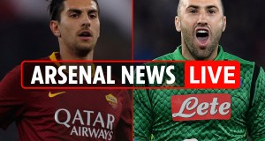 12am Arsenal transfer news LIVE: Club closing in on German goalkeeper, fixtures announced, Carrasco fee £25m – The Sun